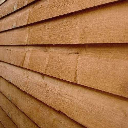 8-x-6-Overlap-Apex-Wooden-Garden-Shed-Single-Door-Felt-Included-By-Waltons-0-2