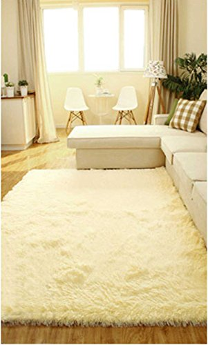 yontree anti skid living room soft carpets floor mat
