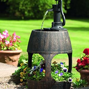 Barrel-Water-Feature-and-Planter-With-Built-In-Water-Reservoir-0