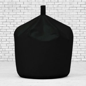 Bean-Bag-with-Beans-Black-Cotton-Drill-LARGE-SIZE-0