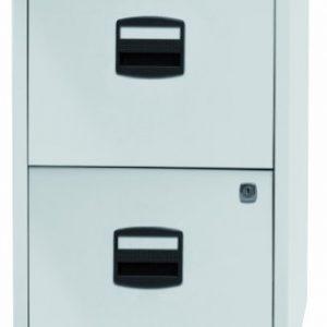 Bisley-A4-672x413x400mm-Metal-Filing-Cabinet-Chalk-White-0