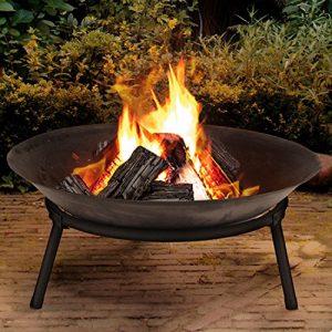 Cast-Iron-Garden-Fire-Pit-Basket-Patio-Heater-Log-Wood-Charcoal-Burner-Brazier-0