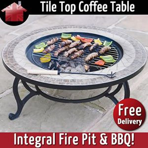 Combined-Fire-Pit-76cm-and-Coffee-Table-Beacon-Star-BBQ-Grid-Spark-Guard-Poker-Weather-Cover-0