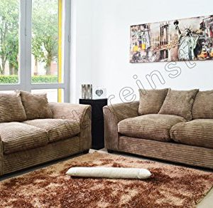 Dylan-Byron-Caramel-Mink-Fabric-Jumbo-Cord-Sofa-Settee-Couch-32-Seater-0