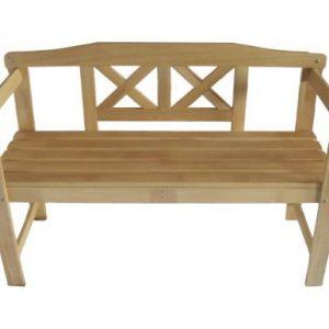 FoxHunter-New-Outdoor-Indoor-Home-2-Seat-Seater-Wood-Wooden-Garden-Bench-Hardwood-Furniture-Picnic-Patio-Park-0