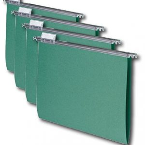 Suspension-File-25-PACK-Manilla-Heavyweight-with-Tabs-and-Inserts-A4-Greenfor-filing-cabinets-MAKE-THE-GREENER-CHOICE-Contains-up-to-50-postconsumer-recycled-content-0
