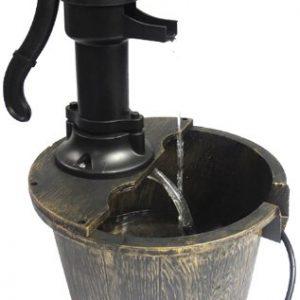 Woodside-Ornamental-GardenPond-Classic-Water-Pump-Feature-Decoration-0