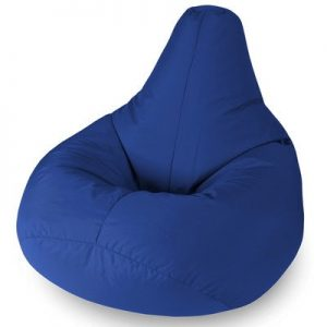 XX-L-Blue-Highback-Beanbag-Chair-Water-resistant-Bean-bags-for-indoor-and-Outdoor-Use-Great-for-Gaming-chair-and-Garden-Chair-0
