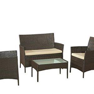 Garden-Furniture-Set-Table-Chair-and-Sofa-Black-RATTAN-Conservatory-Patio-Garden-0