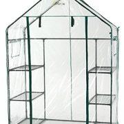 oGrow-Deluxe-Walk-In-3-Tier-6-Shelf-Portable-Greenhouse-0-0