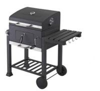 Toronto-Charcoal-BBQ-Grill-With-Side-Table-0