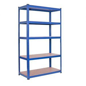 1500-x-700-x-300mm-heavy-duty-boltless-metal-steel-shelving-shelves-storage-unit-Industrial-0