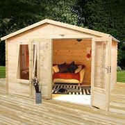 27m-x-33-Standard-Wooden-Log-Cabin-Studio-Garden-Home-Office-Craft-Room-Home-Gym-By-Waltons-0-0