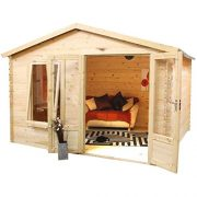27m-x-33-Standard-Wooden-Log-Cabin-Studio-Garden-Home-Office-Craft-Room-Home-Gym-By-Waltons-0