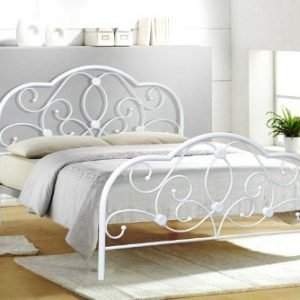 4FT6-DOUBLE-WHITE-METAL-BED-FRAME-ALEXIS-0