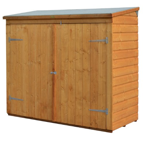 6ft-x-3ft-Wooden-Shiplap-Garden-Shed-0