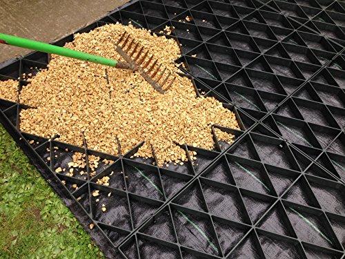 6x4 Garden Shed Base Grid Full Eco Kit 2 1m X 1 2m