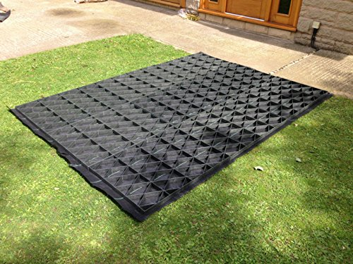 6x4-GARDEN-SHED-BASE-GRID-FULL-ECO-KIT-21m-x-12m-HEAVY-DUTY-MEMBRANE-PLASTIC-ECO-PAVING-BASES-DRIVEWAY-GRIDS-0