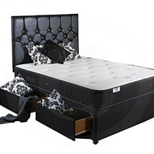 Bed-Centre-Backcare-Divan-with-2-Drawers-Headboard-and-Spring-Memory-Mattress-Single-30-0