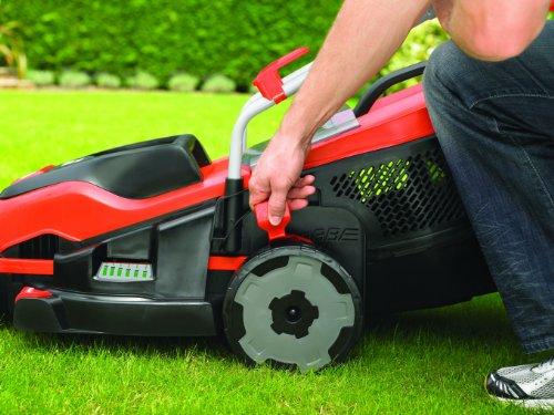 Black Decker 1800w Edge Max Lawn Mower With 42cm Cut
