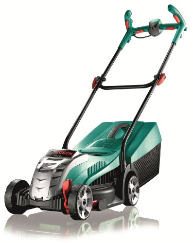 bosch rotak  li high power cordless lawnmower house