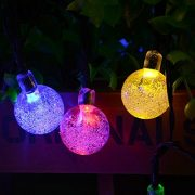 Cmyk-Solar-Operated-30-LED-String-Light-with-Crystal-Ball-Covers-Ambiance-Lighting-Great-for-Outdoor-Use-in-Patio-Pathway-Garden-Indoor-Use-in-Party-Bedroom-Decor-0-2