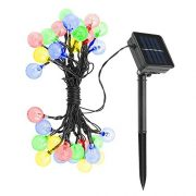 Cmyk-Solar-Operated-30-LED-String-Light-with-Crystal-Ball-Covers-Ambiance-Lighting-Great-for-Outdoor-Use-in-Patio-Pathway-Garden-Indoor-Use-in-Party-Bedroom-Decor-0-4