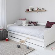 Day-Bed-Single-Bed-with-Underbed-In-White-2-beds-in-1-0-0