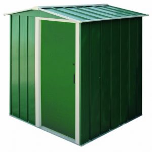 Duramax-5-x-4ft-Eco-Metal-Shed-with-OW-Trim-Green-0
