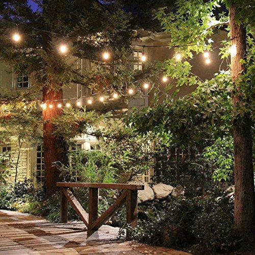 Outdoor Patio Lights At Costco: Feit 48ft (14.6m) Indoor/Outdoor Weatherproof String