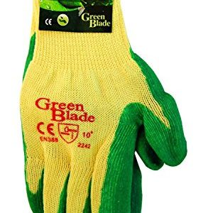 Green-Blade-BB-RG106-Non-Slip-Gloves-Green-0