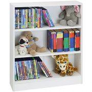 Hartleys-White-3-Tier-Bookcase-0-0