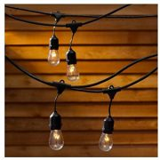 Heavy-Duty-Vintage-394-ft-Connectable-Strand-Indoor-Outdoor-Waterproof-Commercial-String-Lights-with-9-Hanging-E27-SocketsBulbs-not-included-0-3