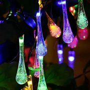 IVSO-Solar-Outdoor-String-Fairy-Lights-20ft-30-LEDs-Water-Drop-Shape-IP65-Waterproof-Solar-String-Fairy-Lights-Ambiance-Lighting-for-Gardens-Patio-Yard-Homes-Christmas-Party-Tree-and-all-other-festiva-0-1