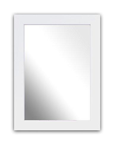 Inov8-A4-Kayla-British-Made-Traditional-Real-Wood-Mirror-White-0