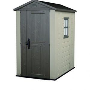 Keter-Factor-Resin-Outdoor-Garden-Storage-Shed-0