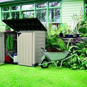 Keter-Store-It-Out-Max-Plastic-Outdoor-Garden-Storage-Shed-Beige-and-Brown-0-1