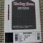 Luxury Super Soft Black Shaggy Rug 7 Sizes Available
