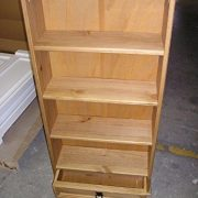 Mercers-Furniture-Corona-1-Drawer-DVDBookcase-Storage-Rack-0-1