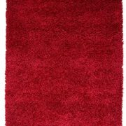 SOFT-THICK-LUXURY-WINE-SHAGGY-RUG-9-SIZES-AVAILABLE-0-2