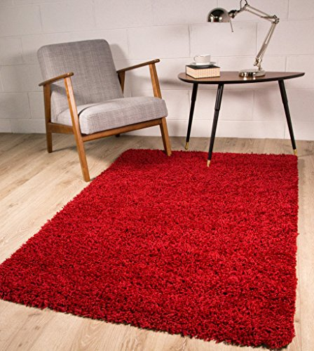 SOFT-THICK-LUXURY-WINE-SHAGGY-RUG-9-SIZES-AVAILABLE-0