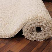 Shaggy-Rug-High-Pile-Long-Pile-Modern-Carpet-Uni-Cream-Ivory-0-1