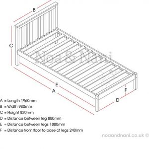Single-Bed-Winchester-Classic-Bed-Frame-0