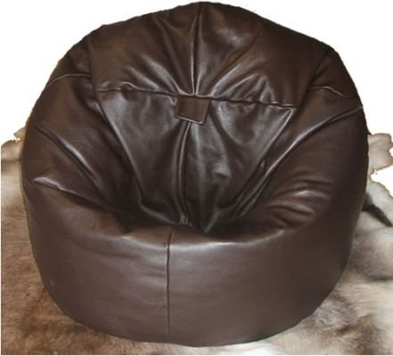 X-L-REAL-LEATHER-BEANBAG-CHAIR-LUXURY-BROWN-REAL-LEATHER-CHAIR-0