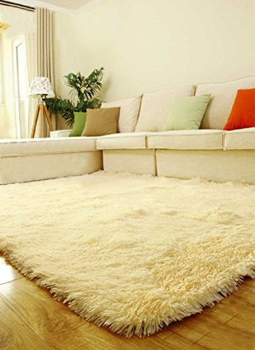 yontree anti skid living room soft carpets floor mat shaggy area rug house and garden store. Black Bedroom Furniture Sets. Home Design Ideas