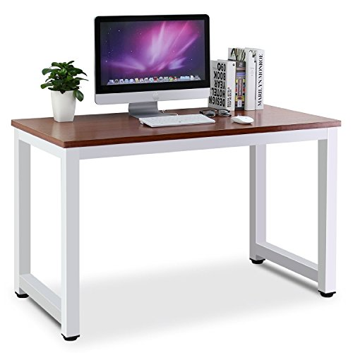 1Easylife-Simple-Style-Computer-PC-Laptop-Wooden-Desk-Workstation-for-Home-Office-0