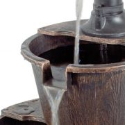 2-Tier-Barrel-Water-Feature-with-Traditional-Hand-Pump-0-0