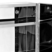 600-x-400-Stainless-Steel-Bathroom-Mirror-Cabinet-Modern-Single-Door-Storage-Unit-0-1