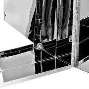 600-x-400-Stainless-Steel-Bathroom-Mirror-Cabinet-Modern-Single-Door-Storage-Unit-0-2