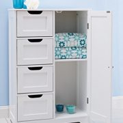 82x55x30cm-White-wooden-bathroom-cabinet-by-with-four-drawers-cupboard-suitable-for-bedroom-hallway-bathroom-anyroom-0-0